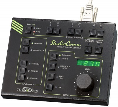 Studio Technologies Introduces New Firmware Upgrade for StudioComm 76D 77 and 76DA 77 Units at the 2012 NAB Show