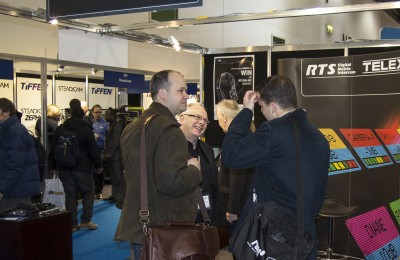 Successful Broadcast Video Expo for RTS