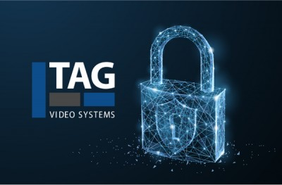 TAG Video Systems Unlocks Another Key to Secure OTT Content with Embedded Support of Irdeto KMS Decryption Within the MCM-9000 Multiviewer and Monitoring Platform