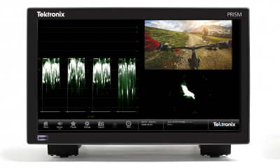 Tektronix Helps Content Creators Solve Critical Challenges Capturing 4K UHD, WCG, HDR Content