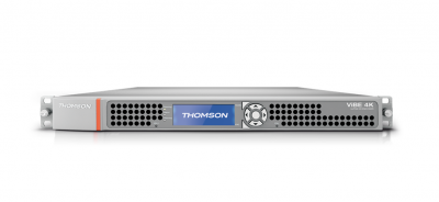 Thomson Video Networks Introduces Breakthrough ViBE 4K Real-Time HEVC 10-Bit Encoder for Ultra HD Broadcasting