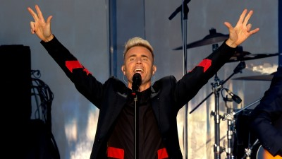 Trickbox TV Provides OB Facilities to Eden Sessions TV For BBC One and rsquo;s Spectacular Gary Barlow Concert