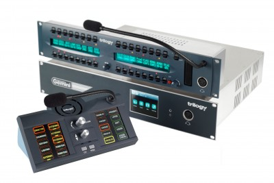 Trilogy adds flexible digital audio interfaces to Gemini intercom