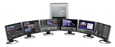 TV2 Norway goes HD with Quantel