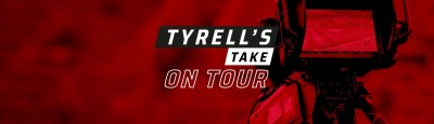 Tyrell and rsquo;s Take is going on Tour starting with and lsquo;The Top Players in News and Sports Production and rsquo; events.