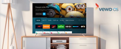 Vewd OS Arrives for Android TV