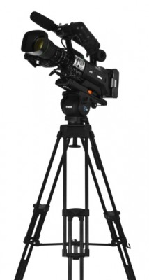 Vinten Celebrates its new Vision blue5 at NAB2012