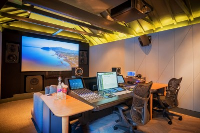 White Mark Helps Suite TV Increase its Audio Facilities