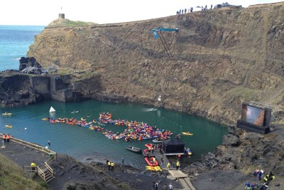 XL Events Captures The Action at Red Bull Cliff Diving World Series