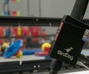 BirdDog Studio NDI produces robotics live event
