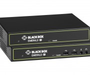 Black Box Extends Award-Winning Emerald Unified KVM Portfolio With Emerald PE, Optimized for Pixel-Perfect HD Video