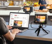 Blackmagic Design Announces Blackmagic Video Assist Webcam Update