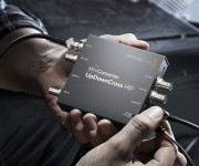 Blackmagic Design Announces New Blackmagic Mini Converter UpDownCross HD