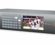 Blackmagic Design Introduces  ATEM 4 M E Broadcast Studio 4K