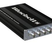 Bluebell Launches Stand-Alone Unit for Single-Cable 4K 12G-SDI Interface