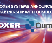 Boxer Systems announces partnership with Qumulo