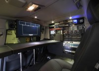 Broadcast Networks Land Rover Live Production Vehicle Relies On Clear-Com Encore Partyline for Critical Communications