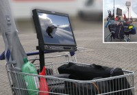 Build your very own Sochi Trolley with the Bon BSM-183H Super Bright Directors Monitor