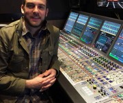 Calrec: Craft Interview, John Hunter, A1 Mixer