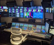 Calrec and rsquo;s Artemis audio console shines for BeckTV install at major US broadcasting facility
