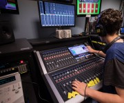 CALREC and rsquo;S BRIO AUDIO CONSOLES MAKE THE GRADE AT FULL SAIL UNIVERSITY