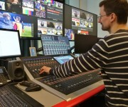 Calrec Brio and Summa serve up sports programming for French TV channel