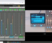 Calrec provides online demonstrations of Assist UI  for virtual mixing