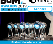 Cerberus Livelink Shortlisted for IABM BaM Awards 2019