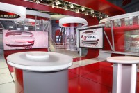 Channel 5 Russia Modernizes News Production with Orad Solutions