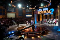 Chroma-Q Color Force Specified for Are You Normal America ? TV Show