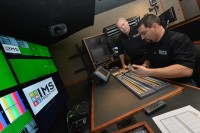 ChyronHegos Mosaic XL and Lyric PRO Power Graphics for Time Warner Cable Sports 4K Test Broadcasts
