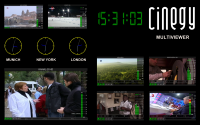 Cinegy announces Dolby Digital and Dolby E support in its products.