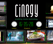 Cinegy to Showcase Cinegy TV Pack, Cinegy Multiviewer, and Cinegy Capture PRO at IBC 2017