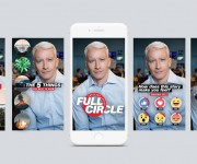CNNs Anderson Cooper Full Circle Uses Blackmagic Design URSA Mini Pro and ATEM Camera Control Panel
