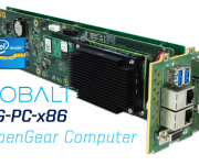 Cobalt Digital Delivers openGear Modular Computer Card in Coveted Appliance-Type Package