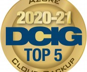 Cobalt Iron Makes DCIG List of TOP 5 Microsoft Azure Cloud Backup Solutions