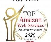Cobalt Irons Compass Enterprise SaaS Backup Solution Named 2020 Top AWS Provider by CIO Applications