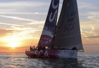 Cobham Ready to Set Sail with Volvo Ocean Race