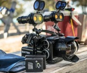 Core SWX HC9 Mini Provides Lasting Power for Film Producer Cinematographer Adrien Oneiga