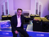 Corporate Events Adds Two Christie Roadster HD20K-J Projectors