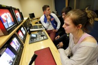 Coventry Universitys Journalism Students Gain  News Room Environment with Multiple Live News Streams