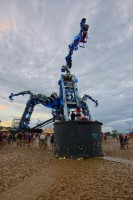 CPL Projects for Arcadia at Glastonbury 2014