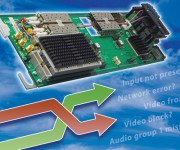 CRYSTAL VISION RELEASES FAIL-SAFE ROUTING SWITCH THAT WORKS WITH BOTH IP AND SDI