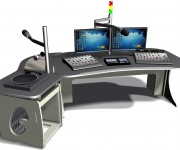 Custom Consoles announces EditOne-Radio desk