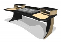 Custom Consoles announces EditOne Audio Desk