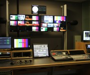 Custom Consoles Module-R and Media Wall Go Live at Telegraph Media