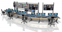 Custom Consoles Module-R and SystemTwo desks chosen for major Egyptian broadcaster