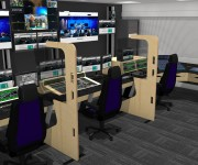 Custom Consoles Reports Accelerating Demand for Operator Safety Screens
