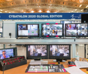 Cybathlon 2020 Goes Virtual, Coordinating Live Team Competition from 20 Countries with TVU Networks and nbsp;
