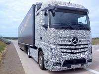 Daimler Uses Riedel Gear to Introduce Mercedes-Benz Future Truck 2025, the First Autonomously Driven Truck